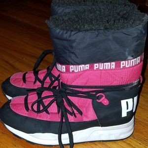 93942dcfaccf2a PUMA Toddler Trinomic Snow boots. Size 10c. NEW.  M 5a8db15572ea880223fbd798. Other Shoes you may like. Puma Snow Boots Kids  Sz4